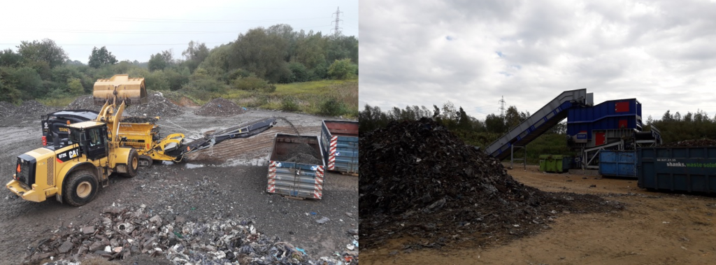 Digging for waste3