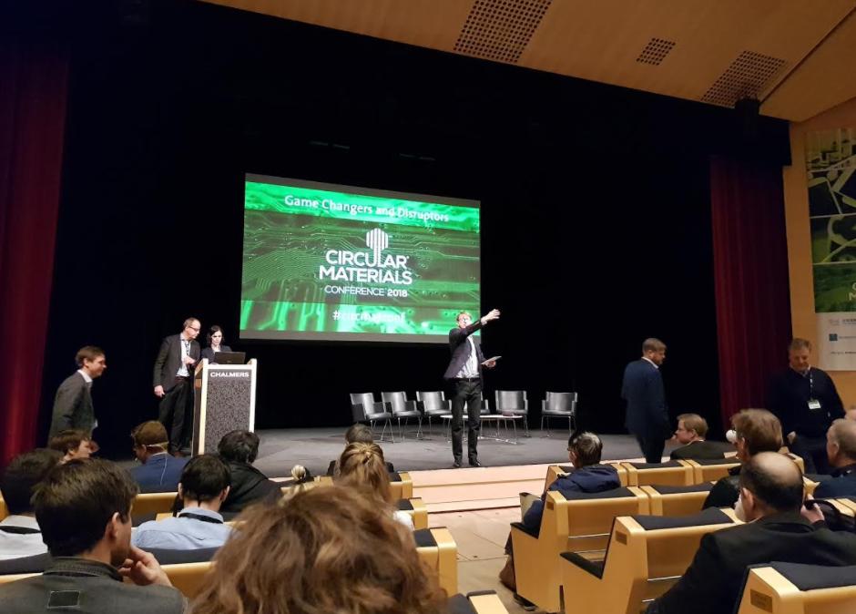 Circular Materials Conference 2018