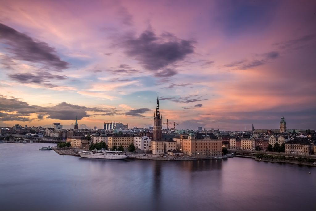 The NEW-MINE consortium will gather in Stockholm (Photo by Raphael Andres on Unsplash)